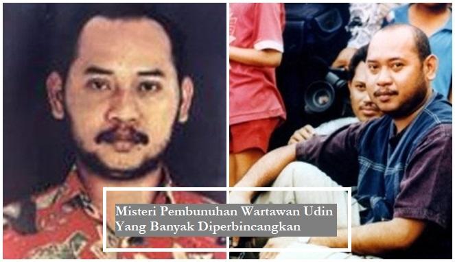 Misteri Pembunuhan Wartawan Udin Yang Banyak Diperbincangkan